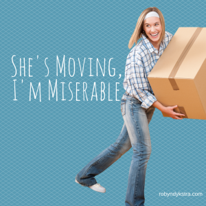 Moving and Misery