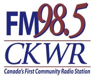 LOGO CKWR FM CANADA